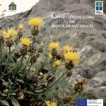 Díptico de la colección de flora del monte de San Miguel